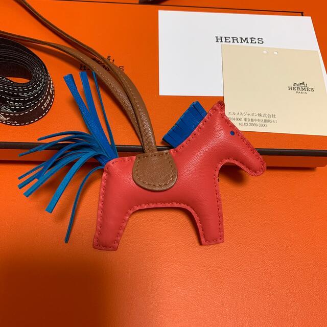 Hermes(エルメス)のロデオチャーム ハンドメイドのファッション小物(バッグチャーム)の商品写真