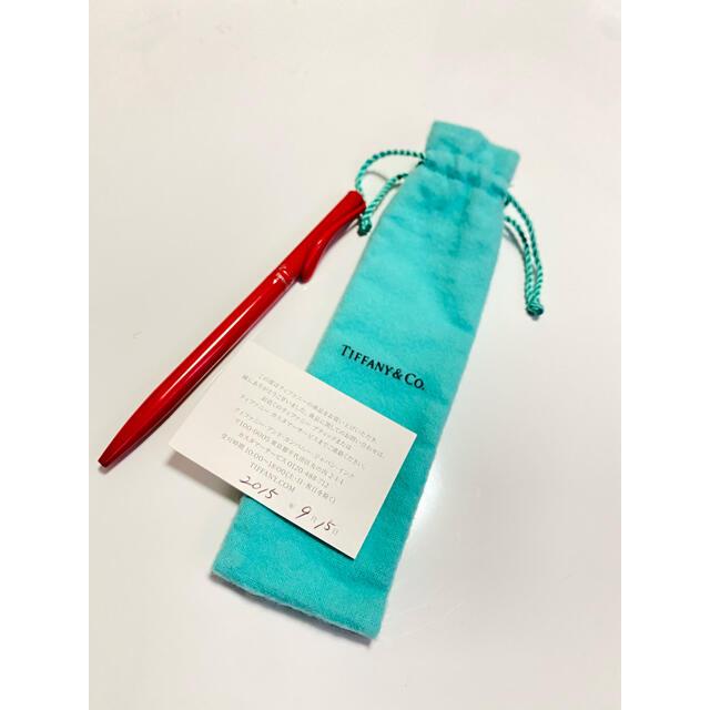 Tiffany & Co.(ティファニー)の(keiさん専用)Tiffany&co. ボールペン インテリア/住まい/日用品の文房具(ペン/マーカー)の商品写真
