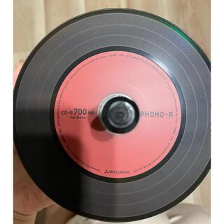 ミツビシ(三菱)の未使用 データCD 10枚 CD-R(PC周辺機器)