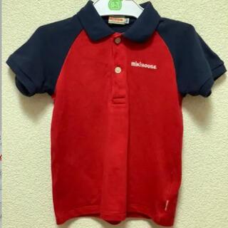 ミキハウス(mikihouse)のミキハウス ポロシャツ 100 used (Tシャツ/カットソー)