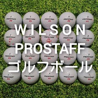ウィルソン(wilson)のウィルソン プロスタッフ ロストボール ゴルフボール 213(その他)