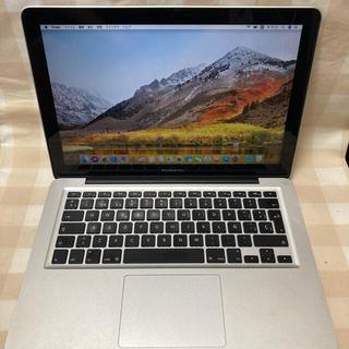 Apple - macbook Pro 13インチ Mid2011 (i7)