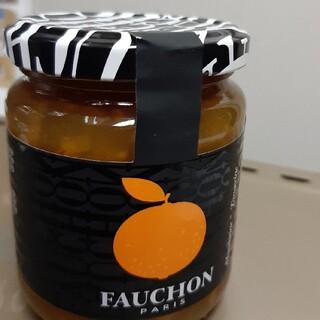 FAUCHON フォション マンダリンオレンジのマーマレード ジャム