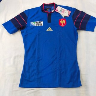 adidas - フランス FRANCE RUGBY JERSEY (S) ADIDAS