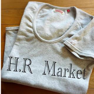 ハリウッドランチマーケット(HOLLYWOOD RANCH MARKET)のハリウッドランチマーケット・Tシャツ・レディース・ハリラン(Tシャツ(半袖/袖なし))
