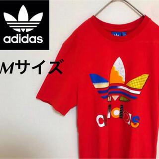 adidas - adidas アディダス Tシャツ 大きめ Mサイズ