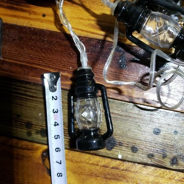 Coleman(コールマン)のランタン ライト イルミネーション 3m 20灯 オイルランタン型 USB ② スポーツ/アウトドアのアウトドア(ライト/ランタン)の商品写真