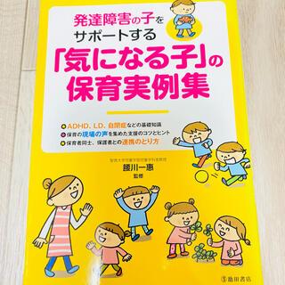 気になる子の保育実例集(専門誌)