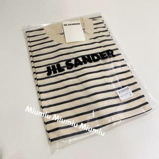Jil Sander - JIL SANDER + ボーダーTシャツ