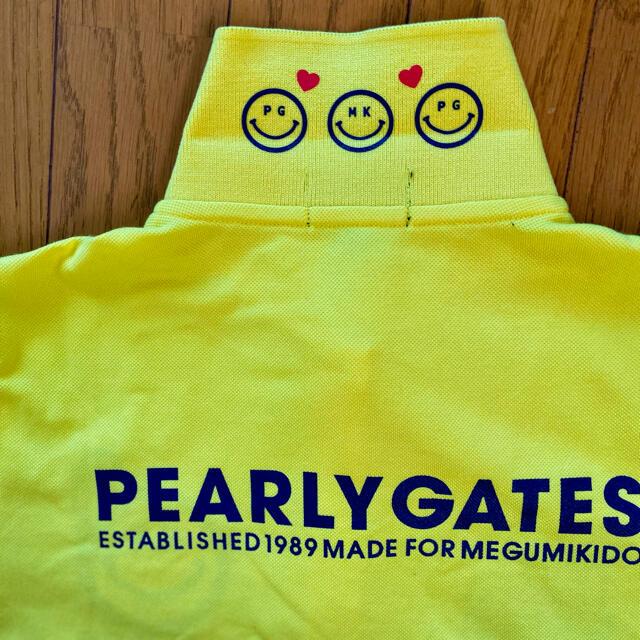 PEARLY GATES(パーリーゲイツ)のパーリーゲイツ ポロシャツ スポーツ/アウトドアのゴルフ(ウエア)の商品写真