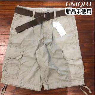 UNIQLO - 新品未使用 ユニクロ ショートパンツ
