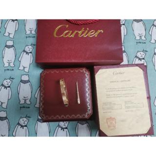 Cartier - カルティエ ラブブレス SM PG