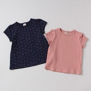 petit main - Tシャツ2枚組セット