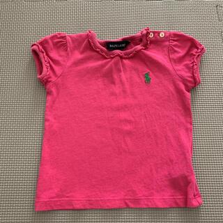 Ralph Lauren - ラルフローレン Tシャツ 80センチ