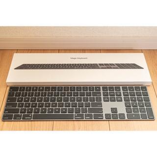 Apple - Apple 純正 Magic Keyboard 2 US スペースグレー 希少品