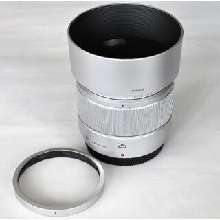 Panasonic - 未使用 Panasonic LUMIX G 25mm F1.7 レンズ