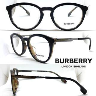 バーバリー(BURBERRY)のBurberry バーバリー メガネ フレーム BE2321-F 3838(サングラス/メガネ)