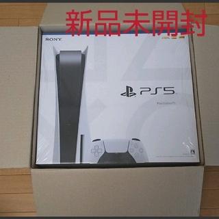 PlayStation - 【新品未開封】SONY PlayStation5 CFI-1000A01