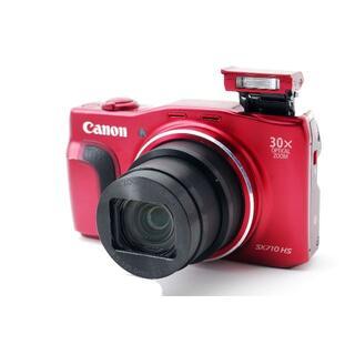 キヤノン(Canon)の■Wi-Fi搭載■キヤノン CANON PowerShot SX710 HS(コンパクトデジタルカメラ)