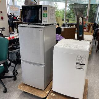 SHARP - 美品高年式 東芝 シャープ ヤマダ 家電 3点セット 冷蔵庫 洗濯機 電子レンジ