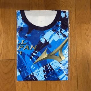 ミズノ(MIZUNO)のミズノ Tシャツ Mサイズ 大会会場限定品 ブルー(ウェア)