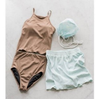 Kastane - AmericanSleevesSwimwear 4SET