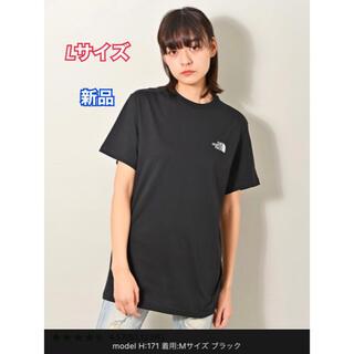 THE NORTH FACE - ノースフェイス Simple Dome 半袖 Tシャツ Lサイズ