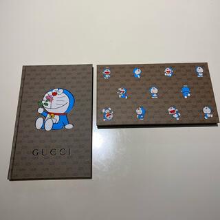Gucci - 【GUCCI×ドラえもん】メモとノート