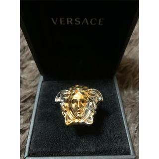 VERSACE - 【Versace/ヴェルサーチ】2021シリーズ リング 21号