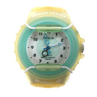 ベビージー(Baby-G)のベビージー Baby-G 腕時計 ラバーベルト アナログ BG-11 スケルトン(腕時計)
