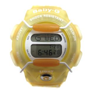 ベビージー(Baby-G)のベビージー Baby-G file 腕時計 デジタル ハイビスカス BG-35 (腕時計)