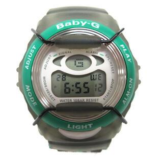 ベビージー(Baby-G)のベビージー Baby-G G'MIX 腕時計 デジタル REGGAE(腕時計(デジタル))