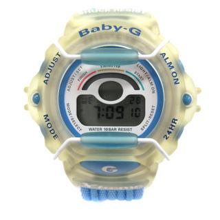 ベビージー(Baby-G)のベビージー Baby-G X-treme 腕時計 デジタル ブルー 稼働品(腕時計(デジタル))