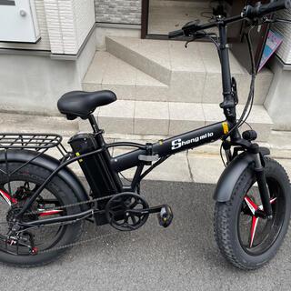 アシスト自転車 電動自転車 E-BIKE  Shengmilo(自転車本体)
