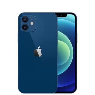 Apple - iPhone 12 256GB ブルー 新品 未開封