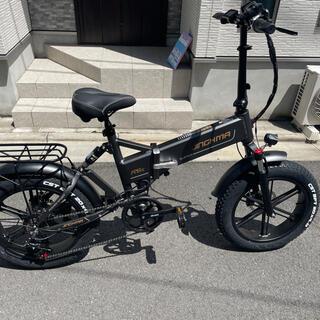 アシスト自転車 電動自転車 E-BIKE  MATE Xと同じです。(自転車本体)