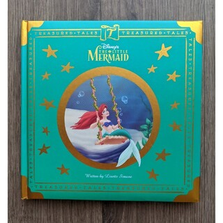 Disney - 洋書 リトルマーメイド Disney's THE LITTLE MERMAID