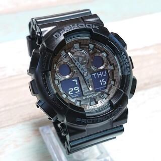 G-SHOCK - 美品【CASIO/G-SHOCK】アナデジ カモフラージュ柄 メンズ腕時計