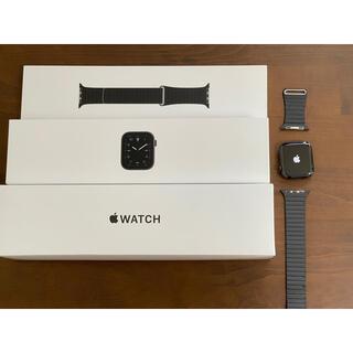 Apple Watch - Apple Watch Series 5 Edition チタニウム 44mm