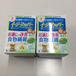 小林製薬 - イージーファイバー   腸活 食物繊維 30パック×2箱【特定保健用食品】