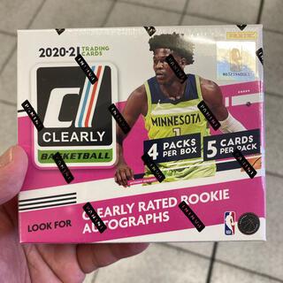 2020-21 Donruss Clearly 1 Box 未開封 (シングルカード)