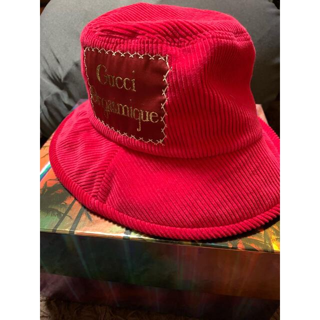 Gucci(グッチ)の【gucci/グッチ】2020モデル バケットハット メンズの帽子(ハット)の商品写真