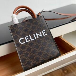 celine - 2021新作 x セリーヌ ミニ バーティカルカバ/ショルダーバッグ