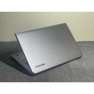 東芝 - 東芝ノートcore i5\8GB/SSD256GBタッチパネル/office付き
