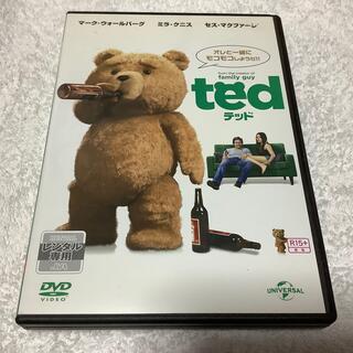 ユニバーサルエンターテインメント(UNIVERSAL ENTERTAINMENT)のテッド DVD(外国映画)