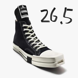 CONVERSE - 即支払い限定 26.5cm Converse Rick Owens