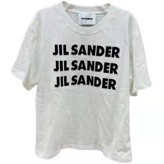 Jil Sander - Jil Sander ジルサンダー Tシャツ 半袖 丸首 大人気 サイズ L