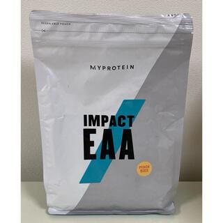 マイプロテイン(MYPROTEIN)のマイプロテイン 必須アミノ酸 EAA 1kg ピーチマンゴー(アミノ酸)