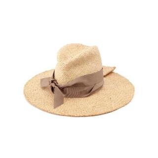 イエナ(IENA)のLola HATS ローラ ハット 麦わら帽子(麦わら帽子/ストローハット)