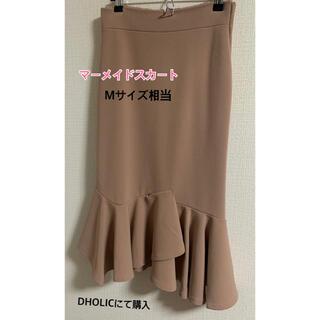dholic - マーメイドスカート Mサイズ相当 ディーホリック